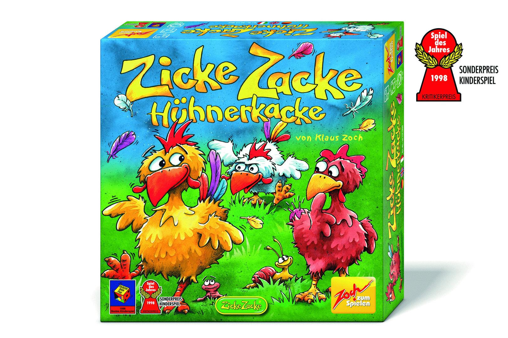 Zicke Zacke HГјhnerkacke