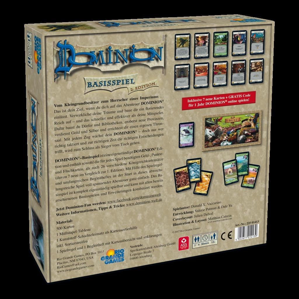Dominion Online Deutsch