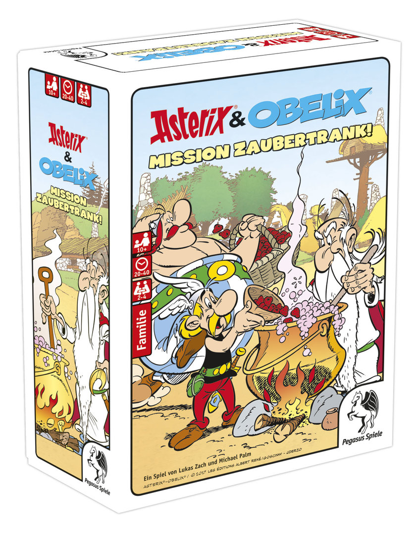 Zaubertrank Asterix