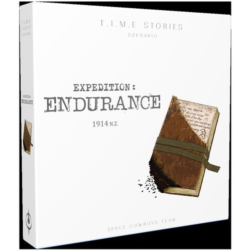 T.I.M.E Stories - Die Endurance Expedition