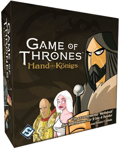 A Game of Thrones - Die Hand des Königs