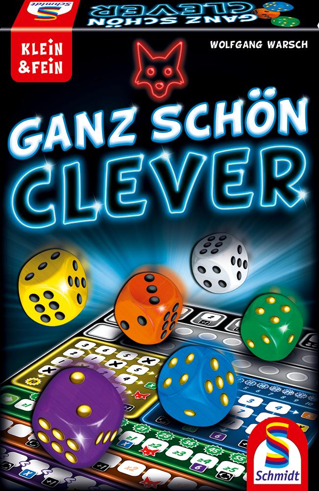 Ganz Schön Clever Online