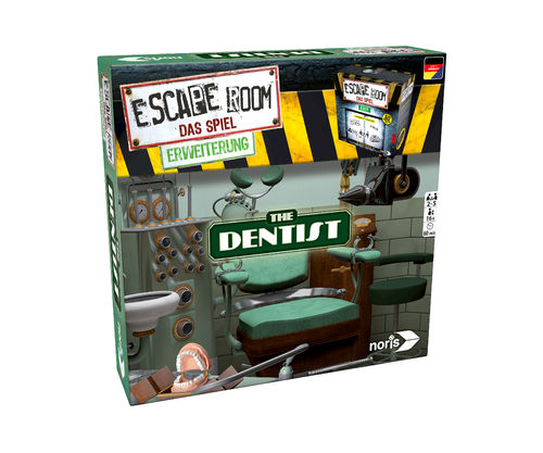 Escape Room: The Dentist