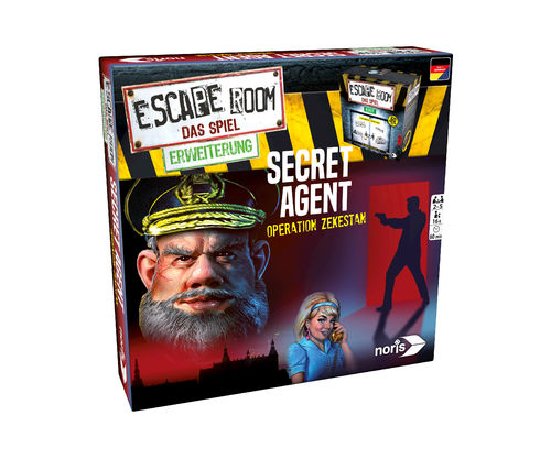 Escape Room: Secret Agent